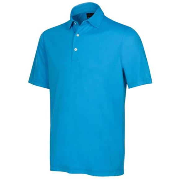 Greg Norman Protek 2Below Men's Blue Lagoon Shirt