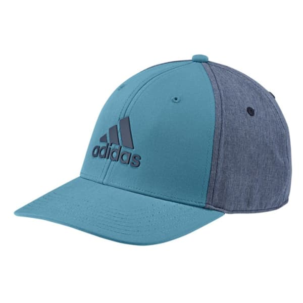 adidas Tour Badge of Sport Men's Teal Cap