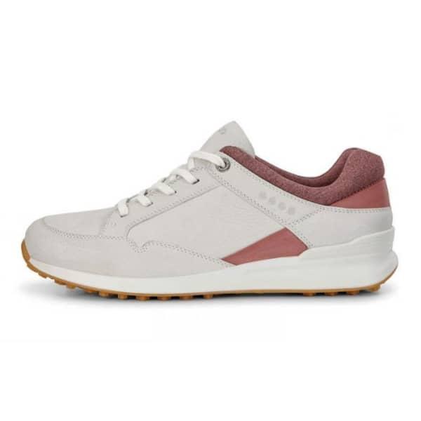 Ecco Street Retro Ladies Shadow White Shoes