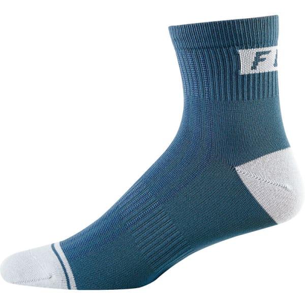 Fox Men's Midnight Blue 4 Inch Trail Socks