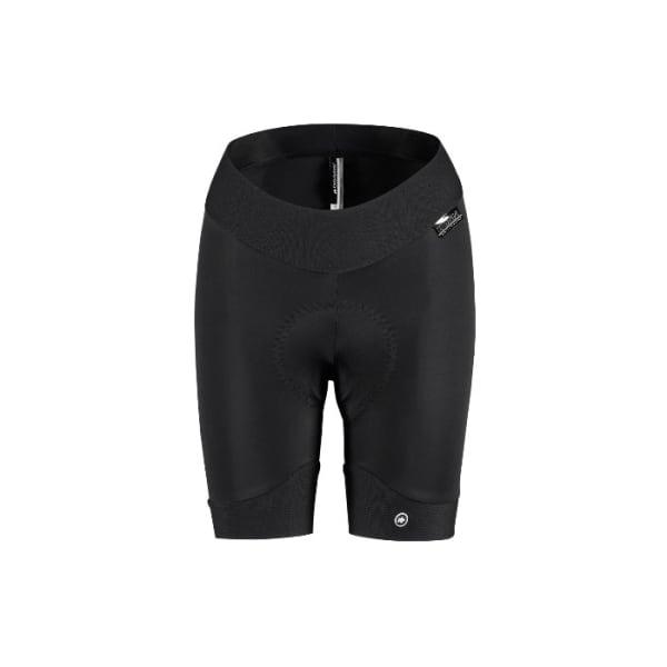 Assos Ladies Black Uma GT Half Shorts