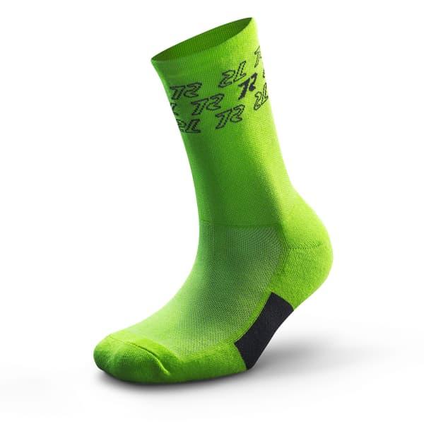 Titan Club Green/Black Socks