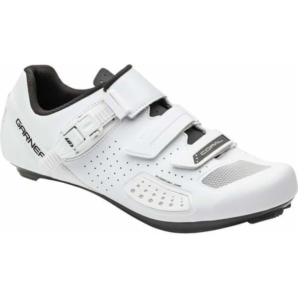 Louis Garneau White Copal II Road Shoe