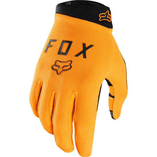 Fox Ranger Atomic Orange Long Finger Gloves