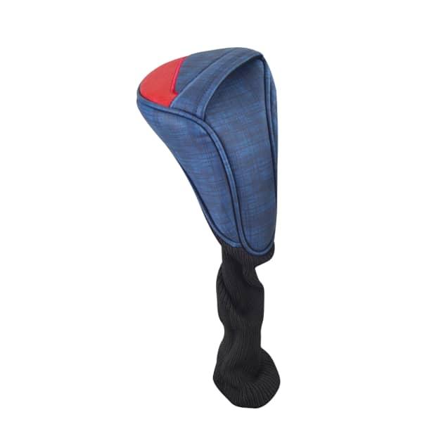 Golf Gear Denim Navy/Red Fairway Cover