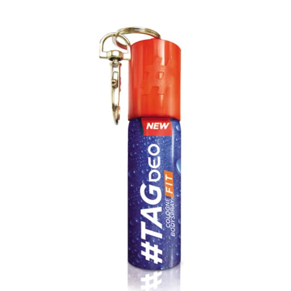 #TAG Fit Deo
