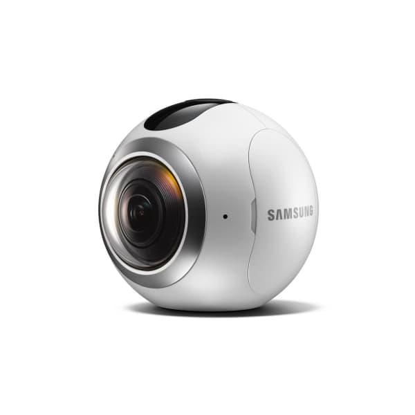 Samsung Gear 360 Globe Camera