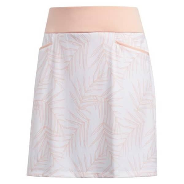 adidas Ultra Print Ladies Peach Skort