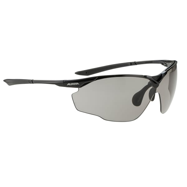 Alpina Splinter Shield Black Sunglasses