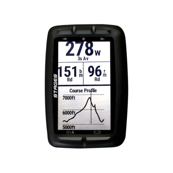 Stages GPS Dash Bicycle Computer