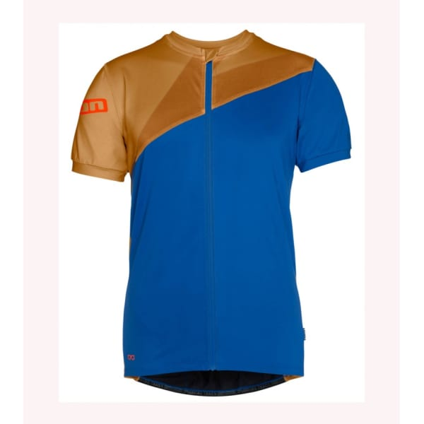 ION Men's Full Zip Short Sleeve Zion Cycling Jersey