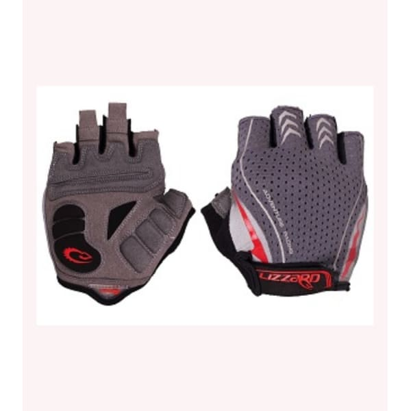 Lizzard Men's Digit Short Finger Cycling Gloves