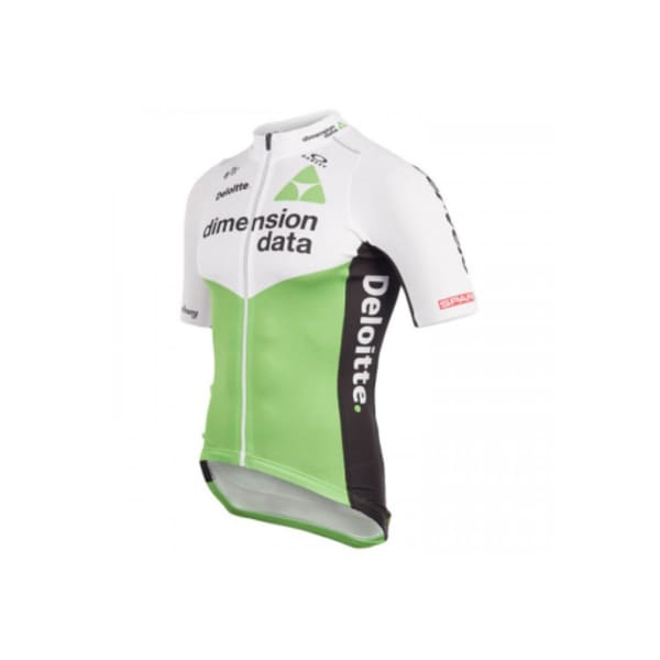 Oakley Dimension Data 2018 Short Sleeve Men's Cycling Jersey