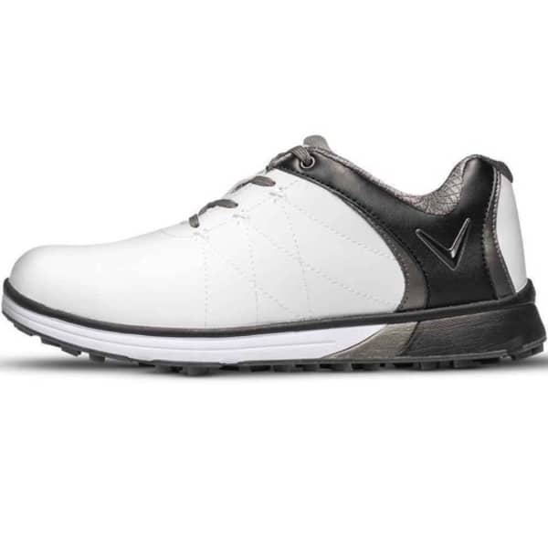 Callaway Halo Pro Ladies White/Black Shoes