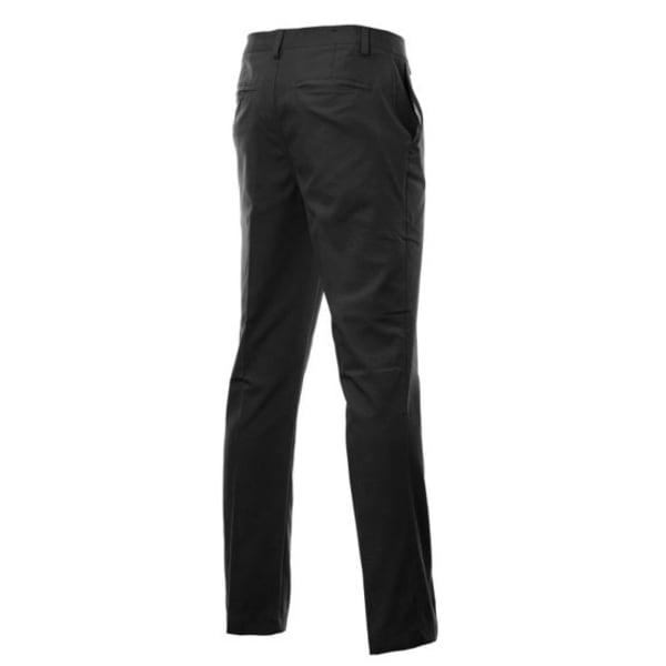 Puma Tailored Tech Men's Black Pants