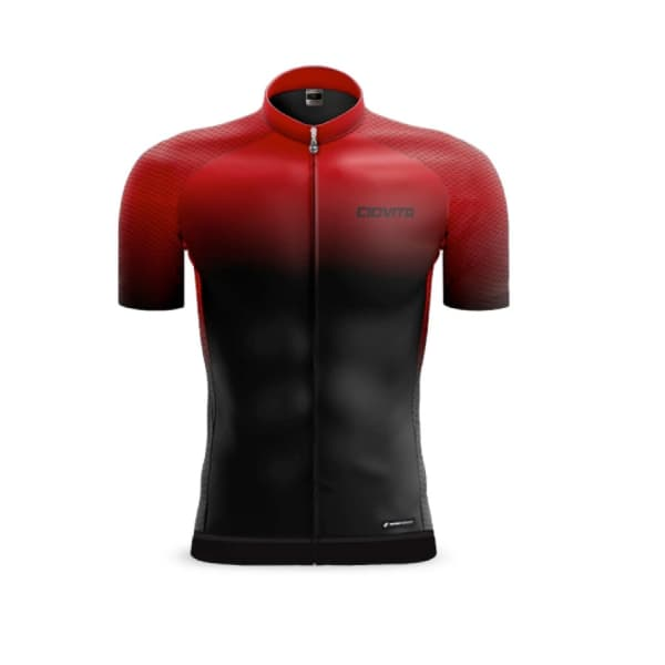 Ciovita Men's CALORE ELITE Pro Fit Cycling Jersey