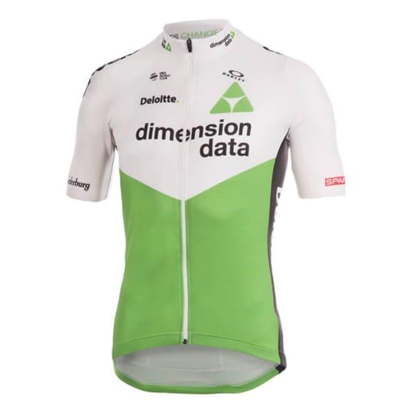 Oakley Dimension Data 2018 Short Sleeve Men's Cycling Jersey