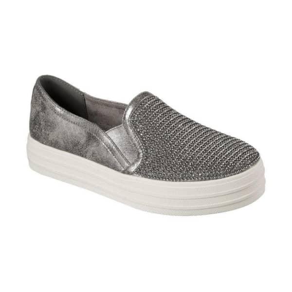 Skechers Ladies DOUBLE UP - SHINY Dancer Shoes
