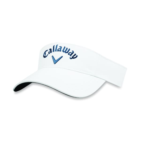 Callaway Men's LIQUID METAL Adjustable Visor