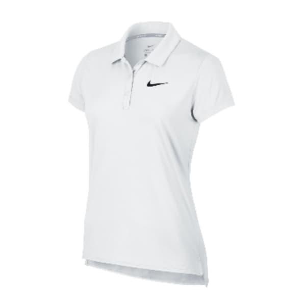 Nike Ladies COURT PURE Polo Slim Fit Golf shirt