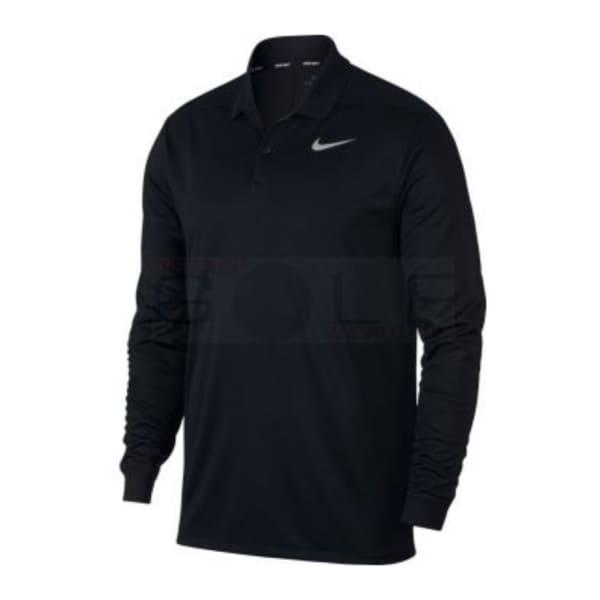 Nike Men's Dry VICTORY Long Sleeve Polo