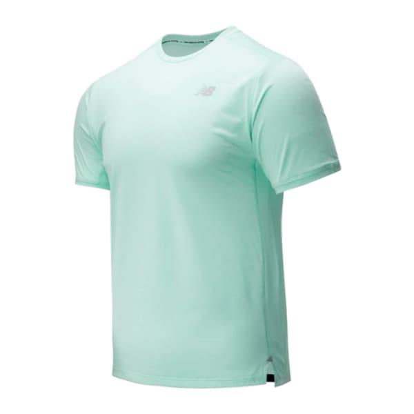 New Balance Men's Impact Run Short Sleeve Shirt