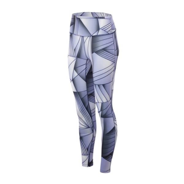 New Balance Ladies CORE HR Printed Long Tights