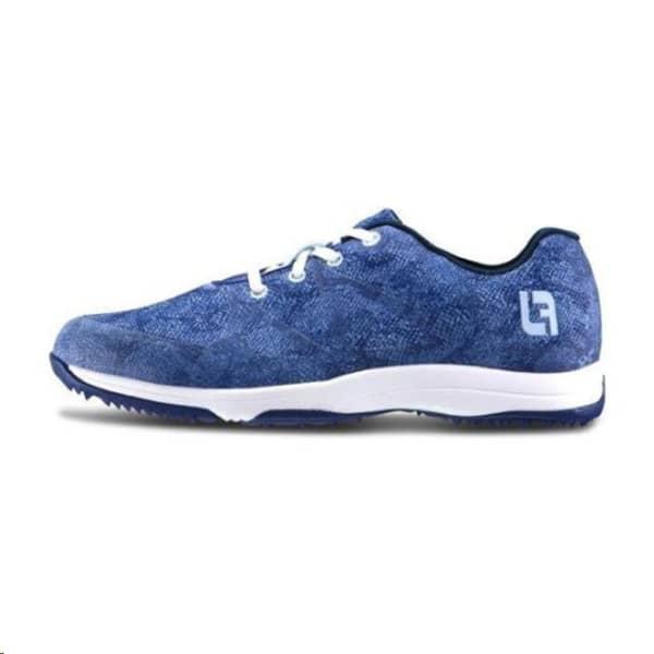 Footjoy Egyptian Leisure Ladies Blue Shoes