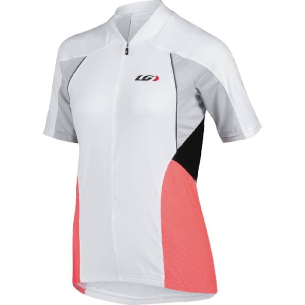 Louis Garneau Ladies Breeze Vent Coral Jersey