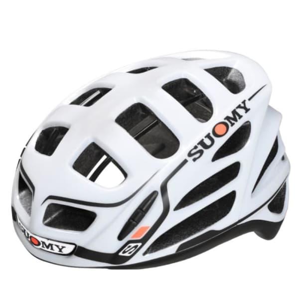 Suomy Gunwind S Line White/Black Road Helmet