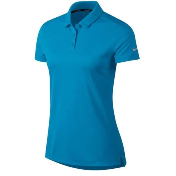 Nike Dry Ladies Blue Shirt
