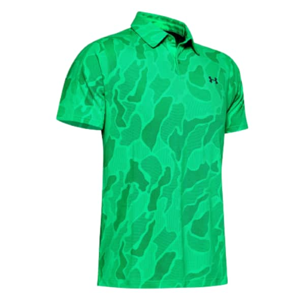 Under Armour Men's Vanish Jacquard Polo