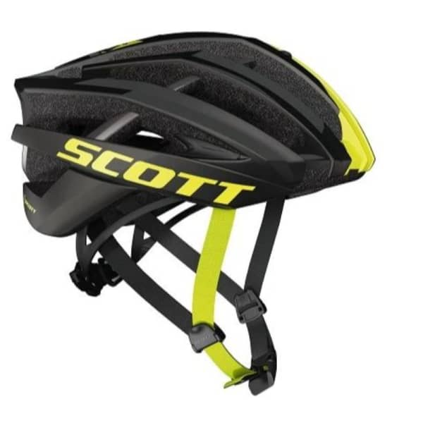Scott Vanish 2 Black Yellow MTB Helmet