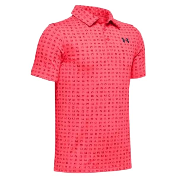 Under Armour Boy's Playoff Polo