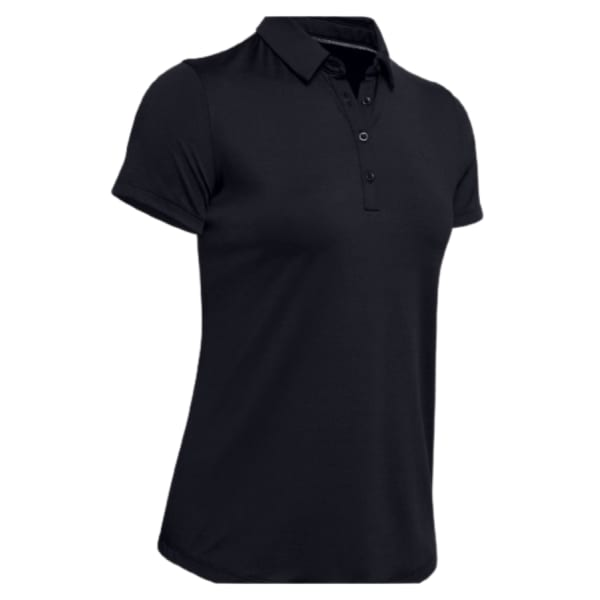 Under Armour Ladies Zinger Short Sleeve Polo
