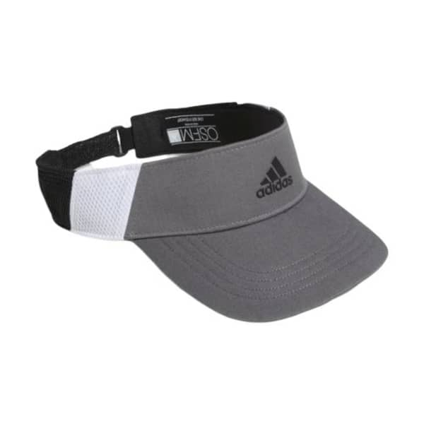 adidas Low Crown Grey Men's Visor