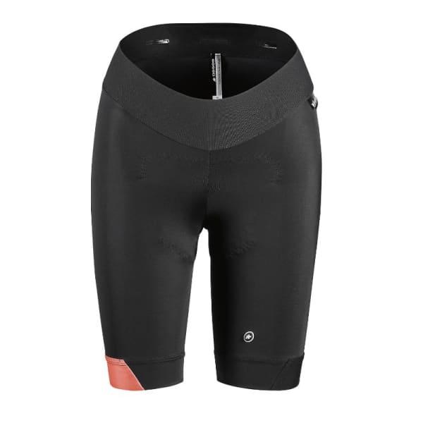 Assos Ladies Black Orange H.Laalai S7 Shorts