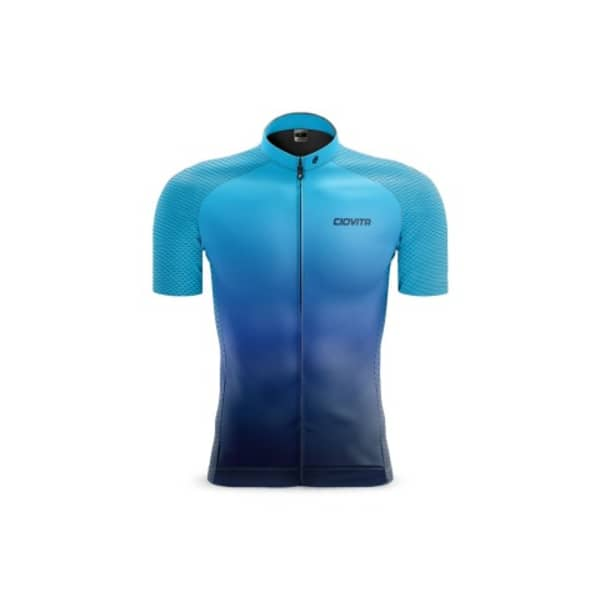 Ciovita Men's OCEANA SUPREMO Pro Fit Cycling Jersey