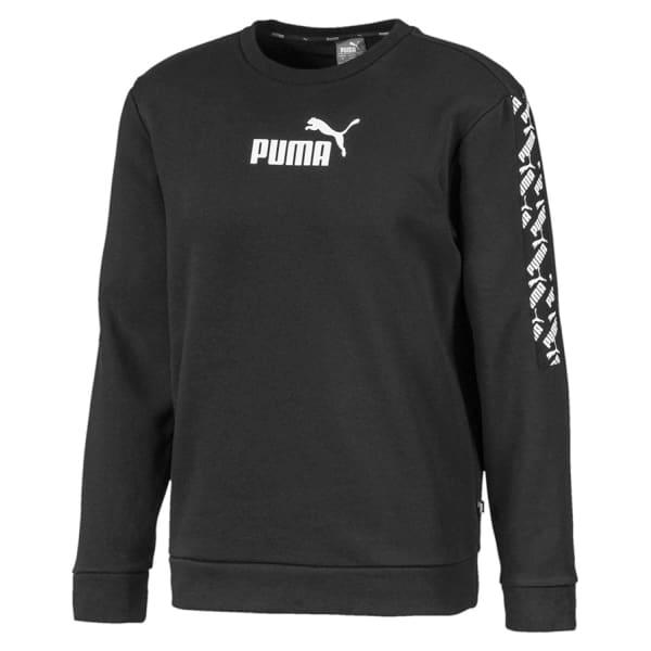 Puma Men's AMPLIFIED CREW Fleece Sweater