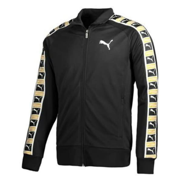 Puma Men's TAPE POLY Track Jacket