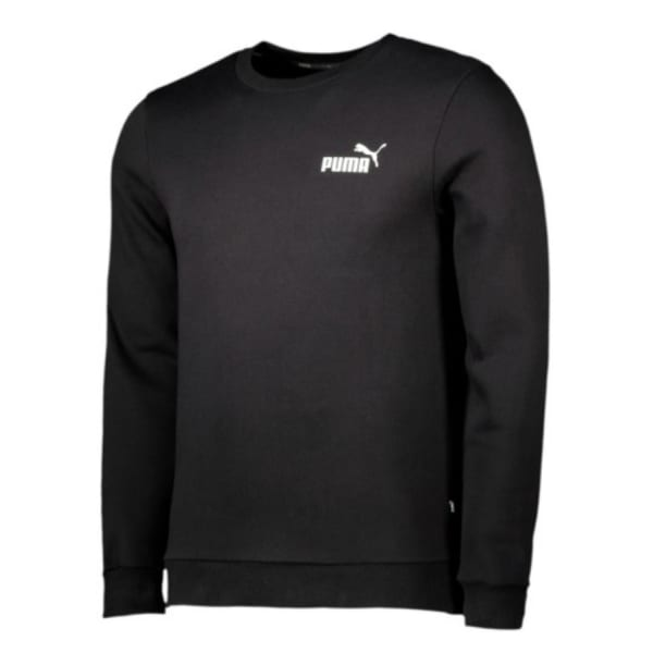 Puma Men's ESSENTIALS LOGO Crew Sweater