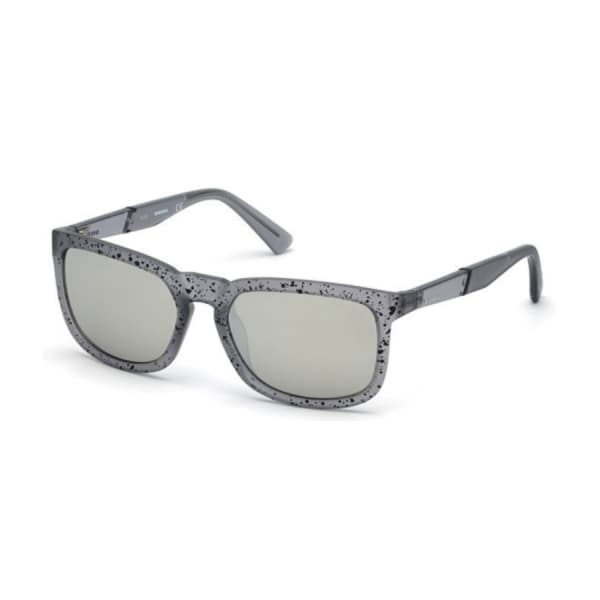 Diesel Unisex Rectangle Sunglasses