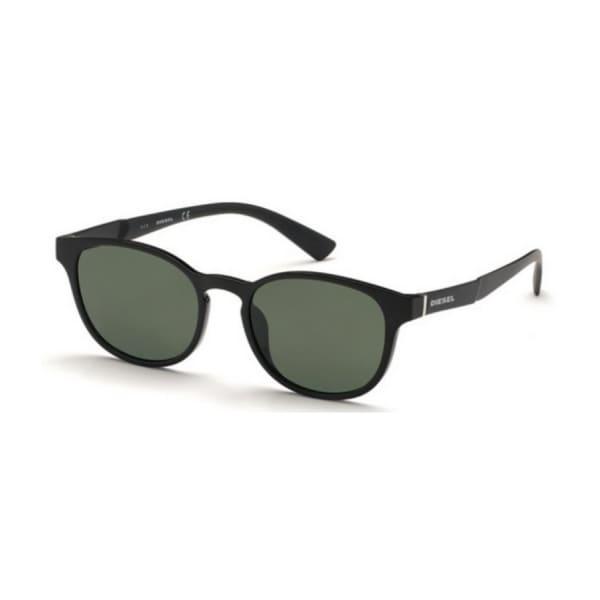 Diesel Men's Round Sunglasses