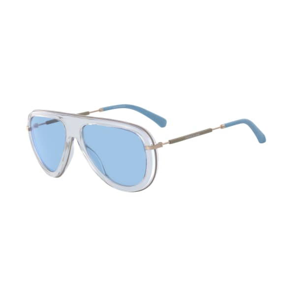 Calvin Klein Jeans Unisex Aviator Sunglasses