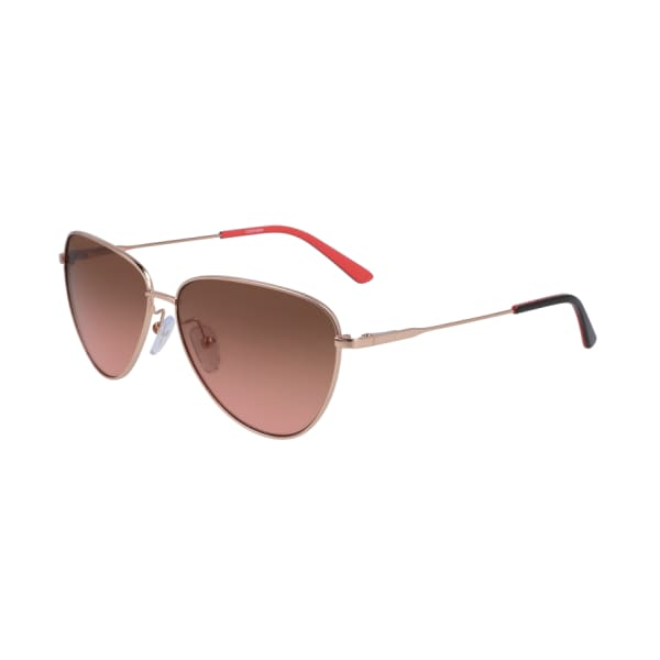Calvin Klein Ladies Cat Eye Sunglasses