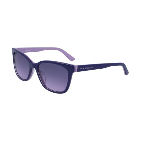 Calvin Klein Ladies Modified Rectangle Sunglasses