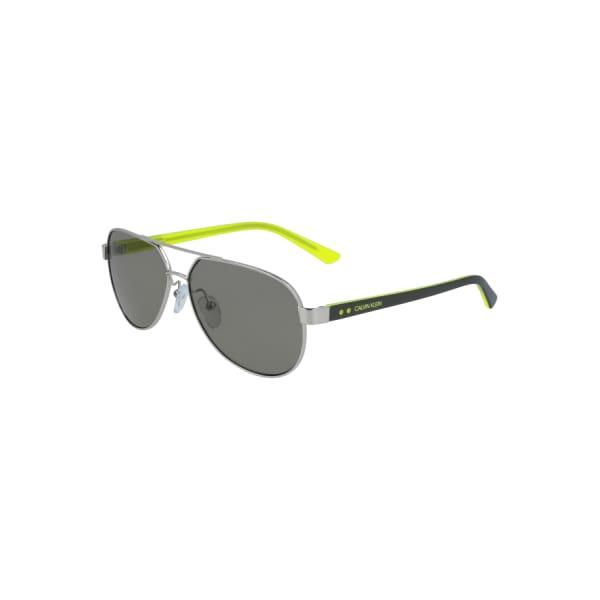 Calvin Klein Men's Aviator Sunglasses