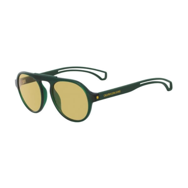 Calvin Klein Jeans Unisex Round Sunglasses