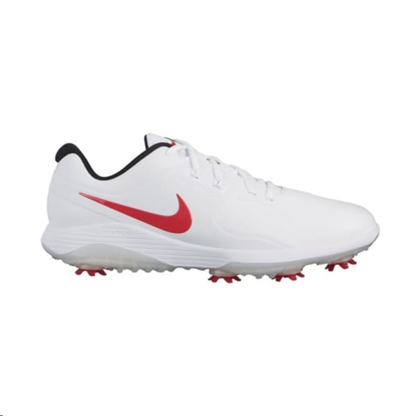 Nike Vapor Pro Men's White/Red Shoes