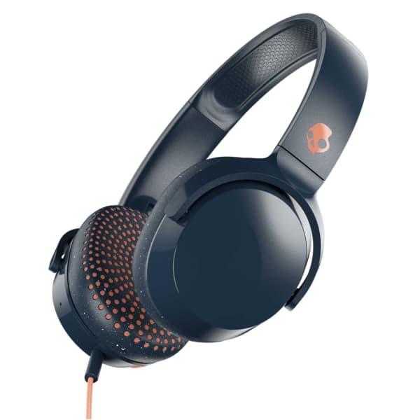 Skullcandy RIFF W/TAP TECH Wired Headphones